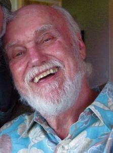 Ram Dass (Richard Alpert)   CC-BY Joan Halifax