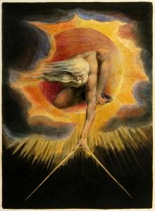 William Blake - Ancient of Days (1794) public domain