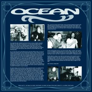 Ocean - Booklet Inlay 1   Mit freundlicher Genehmigung von: Henning Kuepper / The Lollipop Shop
