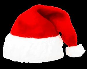 Die rot-weiße Mütze des Weihnachtsmannes: Ein Fliegenpilzhut? (Bild: Public Domain)