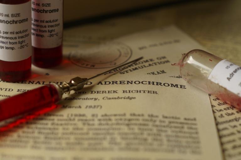 Adrenochrom: Eine mysteriöse Substanz