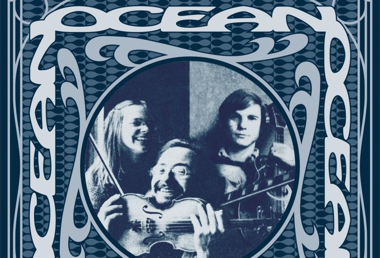 Ocean - Front Cover   Mit freundlicher Genehmigung von: Henning Kuepper / The Lollipop Shop